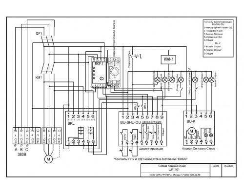 ШК1101-20 (0.37 кВт - 0.55 кВт)