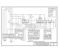ШУ-ДУ-04 (1,1 кВт) Шкаф управления вентилятором дымоудаления