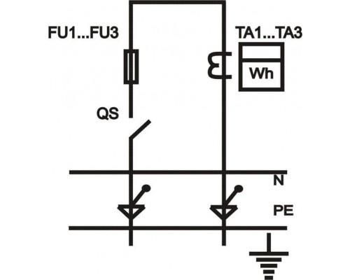 ИВРУ-1-100-31У2 с выводами под счетчик