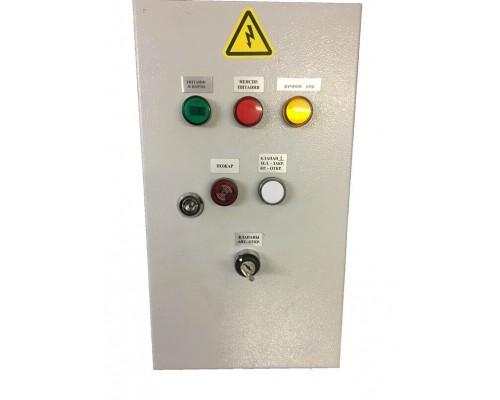 ШУ-ОГК-01-220П Шкаф управления огнезадерживающими клапанами